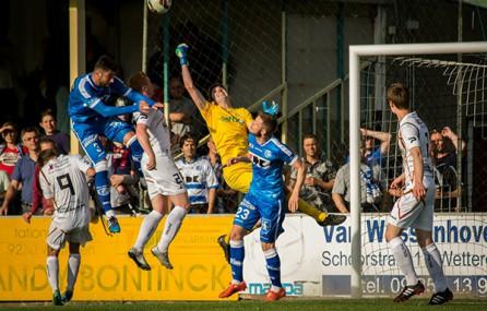 RFC Wetteren - KAA Gent